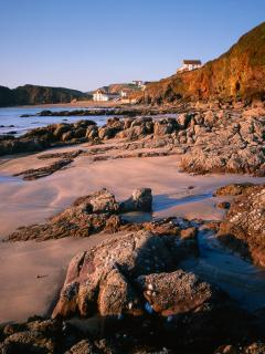 Autumn at Hope Cove, walk, ride or paddle, you'll enjoy this pretty cove just 1.5 miles away