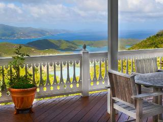 Esprit: Amazing Views of the BVI! Year-Round Breezes!