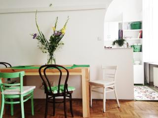 Green flat in the heart of Budapest - pet free