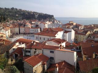 Piran Apartment Direct On The Sea