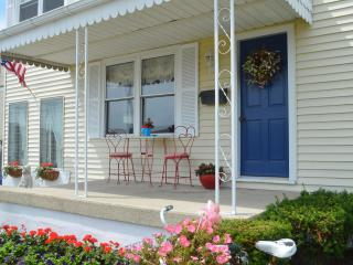 Brigantine beach beauty located a block and a half from the beach!