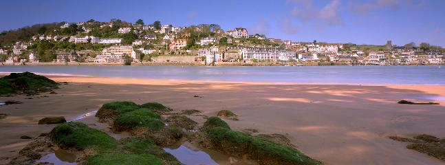 Salcombe from East Portlemouth, a 2 minute ferry ride from town.