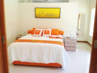 bedroom 1 with ensuite