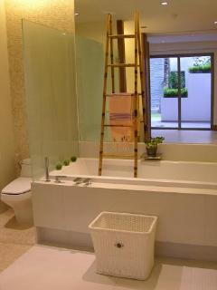 Master bathroom (with separate shower not visible here)