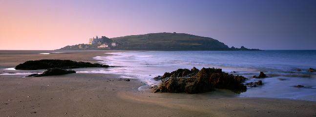 Infamous Burgh Island, walk or get the tractor over from Bigbury at high tide