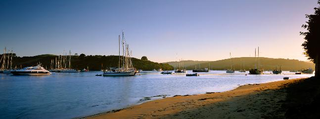 Salcombe Estuary Boats - one of our most renowned pastimes, plenty of places for lessons if your new