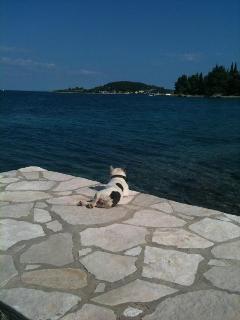 Soline ( the nearest beach)