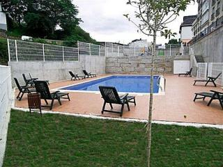 Apart. Nuevo piscina y vistas, Viveiro