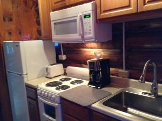 Cabin Rental-2 people up to Family Reunions!, Lake Luzerne
