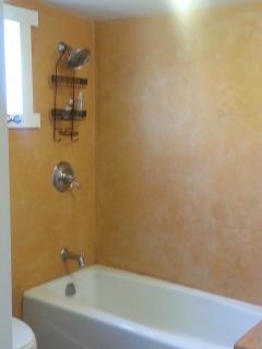 full size soaking tub