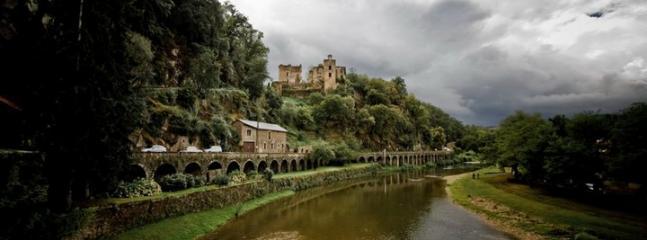 Découvre le château de St Martin Laguepie