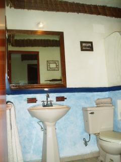 one of 2 Bathrooms in Villa maya