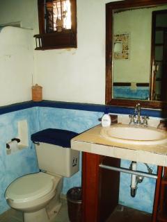wc of Villa Maya