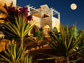 Villa Thalia by night