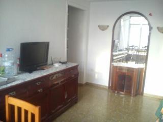 Malaga city center big flat
