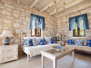 Villa Euterpe - the living room