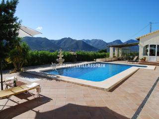 Casa Tosalet, Sleeps 5, Total Privacy, Jalon