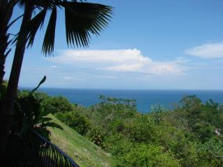 Océano de lujo vista hispano-mexicano Villa W/piscina, Montezuma