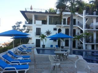 Huge studio condo in Old Town, Puerto Vallarta