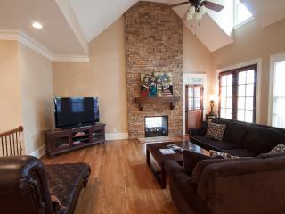 main level family room