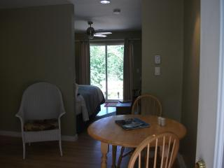 Dining Area upon entering
