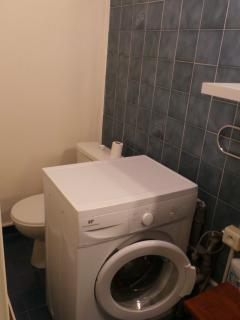 lave-linge très apprécié des occupants