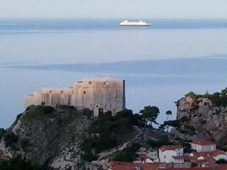 Gorgeous view from Lukrecija apartment