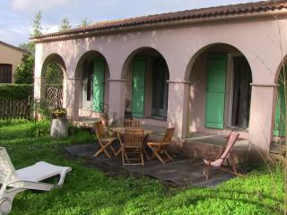 A Casamarana, Borgo