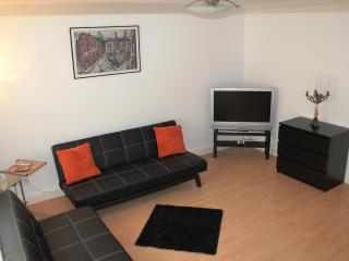 Your comfortable 2-rooms next to the Messe center, Francoforte