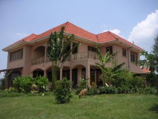 Villa with stunning city view, Kampala