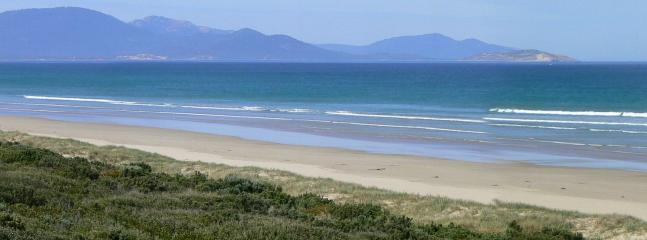 Sandy Point Surf Beach and Wilsons Promontory