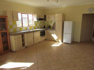 Kitchen ready for your self-catering needs