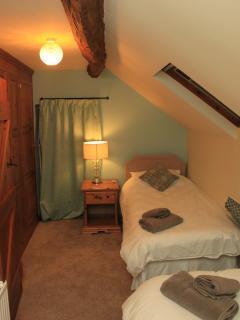 Twin Back Bedroom
