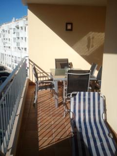 Our sunny sun terrace
