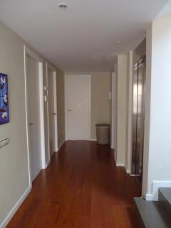Patio habitaciones