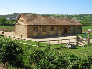 On a working farm beautiful Willow Brook nr Sidmouth/Lyme Regis/Jurassic coast., Colyton