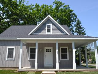 Front of Saugatuck Home