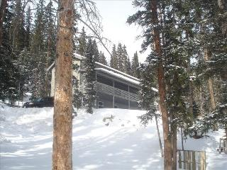 Spacious and secluded mountain house., Fairplay