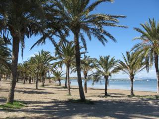 Zafiro, Playa Paraíso