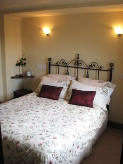 comfortable, en-suite bedrooms