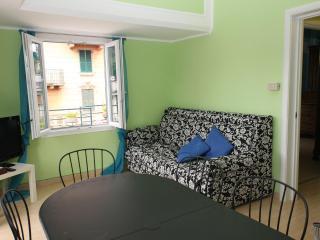 Colombo - Petita attico, Rapallo
