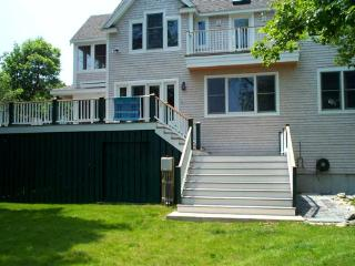 Fabulous beach house on beautiful Sandy Cove, Cohasset