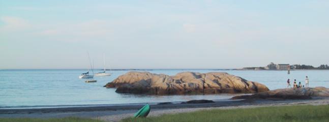 Sandy Cove, un passi splendida spiaggia privata dalla casa