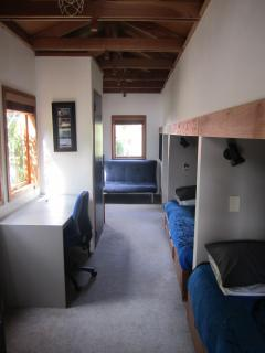 Dormitory Bedroom (two divans and sofa bed)