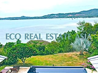 Luxury Pool Villa - GRAND sea view of the bay!