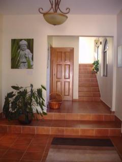 Entry into The Hacienda