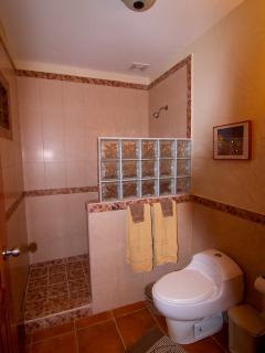 Terrace Bedroom Bathroom