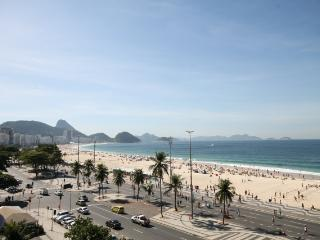 Copacabana's amazing beach view - Vista Mar