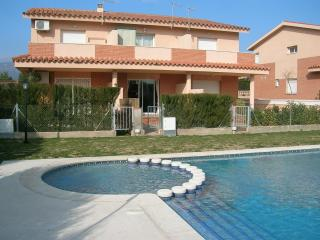 Beautiful House In Miami Playa With Swimming  Pool Near To Port Aventura, Miami Platja