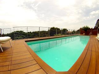 Casa Moderna,playa (0,8km) HUTB 008997, Castelldefels